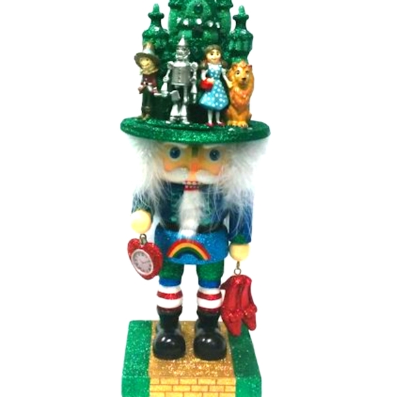 Nutcracker Kurt Adler wizard of oz